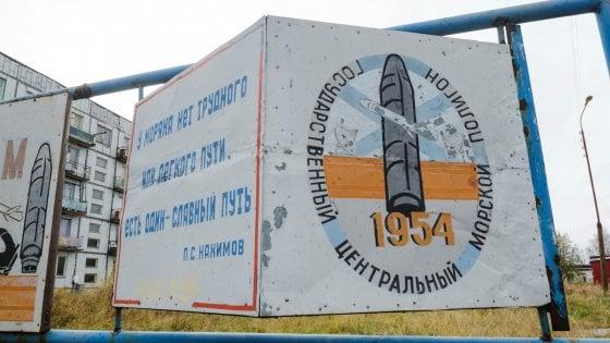 """Cinque morti nella base russa sul mar Bianco: """"Un test missilistico andato male"""""""