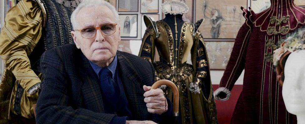 È morto Piero Tosi, l'artista che vestì il grande cinema italiano