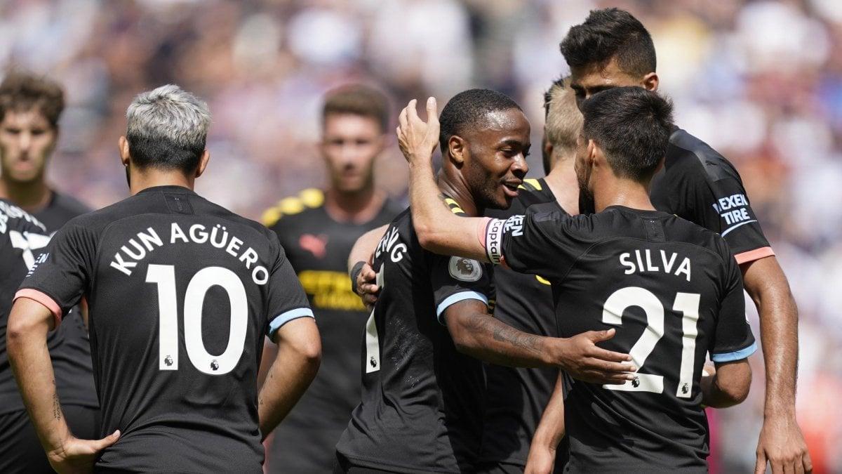 Premier League, show del Manchester City: 5-0 al West Ham. Il ...