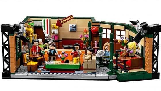Friends, il Central Perk in versione Lego per i 25 anni della serie