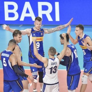 Volley, torneo preolimpico: Italia batte l'Australia al tie break