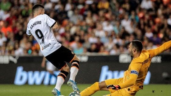 L'Inter vince ancora ai rigori, battuto il Valencia