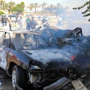 Autobomba contro l'Onu a Bengasi, cinque morti