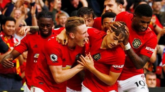 Premier League, Manchester United travolge 4-0 il Chelsea