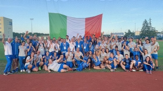 Atletica, Europei a squadra: l'Italia sfiora il podio, vittorie di Bogliolo e staffetta