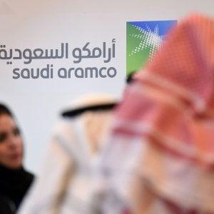 Saudi Aramco, l'utile scende a 47 miliardi di dollari