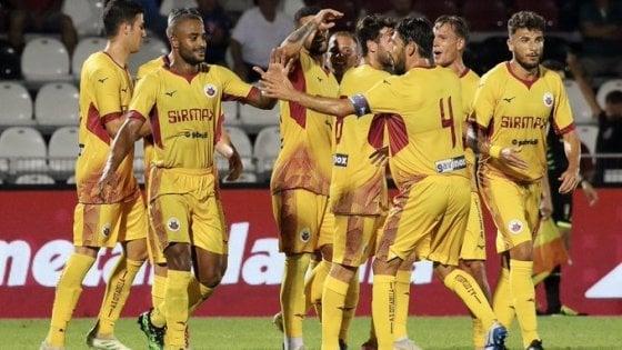 Coppa Italia, avanzano Empoli, Frosinone e Salernitana. Ko il Benevento di Inzaghi