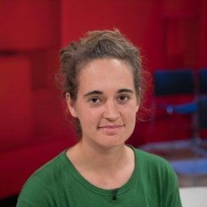 Carola Rackete bersaglio sui social dopo la bufala degli ordini presi dalla Germania