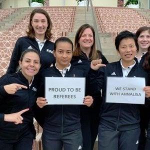 Uefa invita a Supercoppa donne arbitro italiane vittime di sessismo