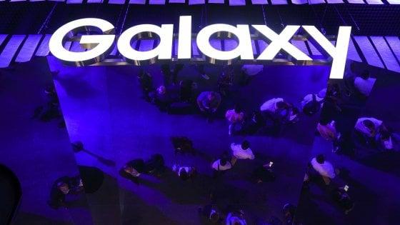 Smartphone: nel mercato europeo giù Huawei, vola Samsung