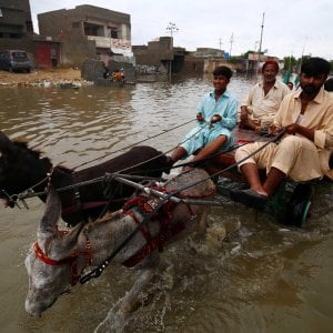 India sud-occidentale, drammatico il bilancio dei monsoni: 178 morti e un milione di sfollati