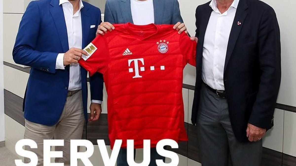 Ufficiale, Perisic passa dall'Inter al Bayern Monaco