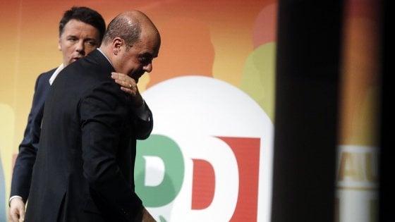 """Renzi: """"Salvini è in minoranza, si dimetta. Serve un governo di forze responsabili"""""""
