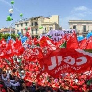 Il richiamo dei sindacati alla politica: Basta alchimie, serve un governo