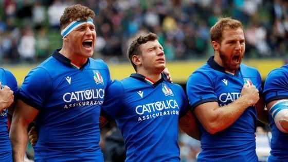 Rugby, sabato Italia-Russia: torna titolare Parisse