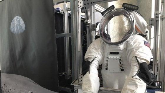 Più comoda e digitale: la nuova tuta spaziale per andare su Luna e Marte