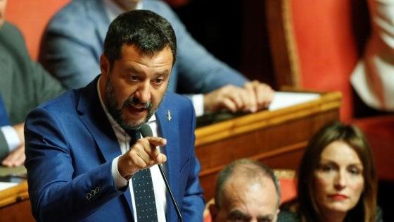 """Crisi di governo, Conte al Senato il 20 e alla Camera il 21. Salvini al M5s: """"Votiamo taglio dei parlamentari e poi alle urne"""". Di Maio: """"Pronti, ma sul voto decide Mattarella"""""""