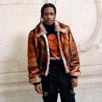 Svezia, A$AP Rocky è colpevole ma la pena è sospesa. Non finirà in prigione