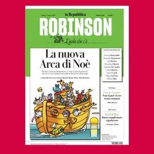 Per salvare il pianeta sali sull'Arca di Robinson