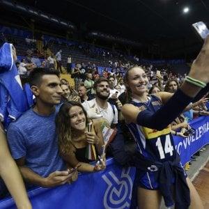 Il volley che consuma, Elena Pietrini dice no all'Europeo