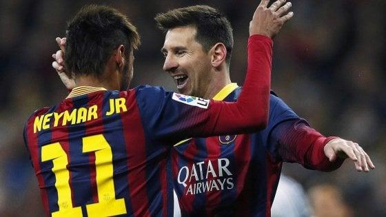 Liga al via: Real e Atletico Madrid a caccia del Barcellona, aspettando Neymar