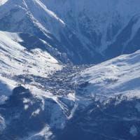 Deux Alpes. il ghiacciaio si scioglie: chiuso l'impianto sci estivo
