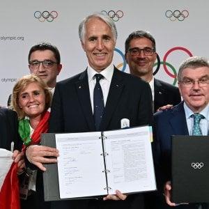 Malagò e l'allarme olimpico: dieci giorni per decidere