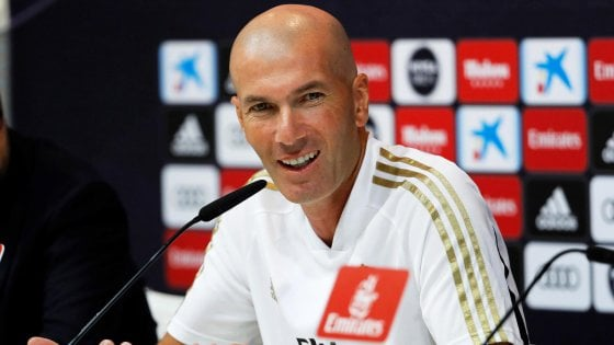 """Real Madrid, Zidane perde Hazard. """"Pogba? Contento dei giocatori che ho"""""""