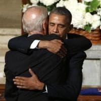 """Il New York Times rivela: """"Obama cercò di convincere Biden a non correre"""""""