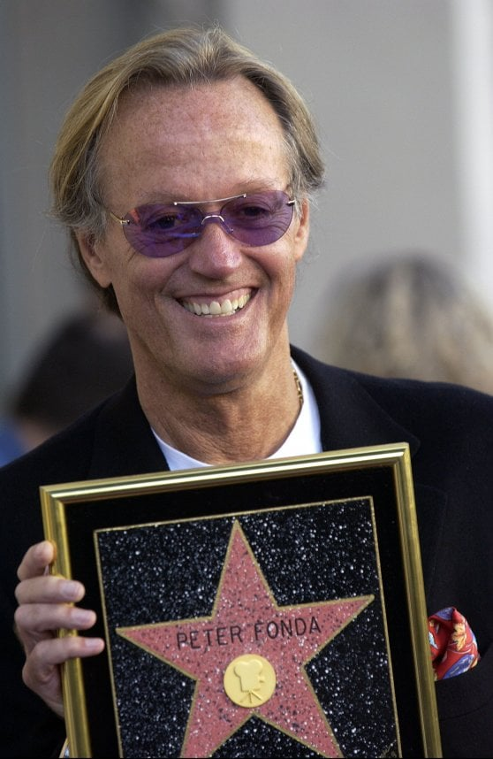 Cinema:addio aPeter Fonda, il leggendario attore di 'Easy Rider'