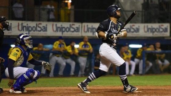 Baseball, finale scudetto: Bologna vince gara 1 con San Marino