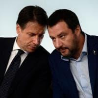 """Open Arms, Conte riscrive e Salvini cede: """"Autorizzo mio malgrado lo sbarco dei minori,..."""