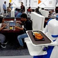 Cercasi cameriere robot: i ristoranti puntano sull'automazione
