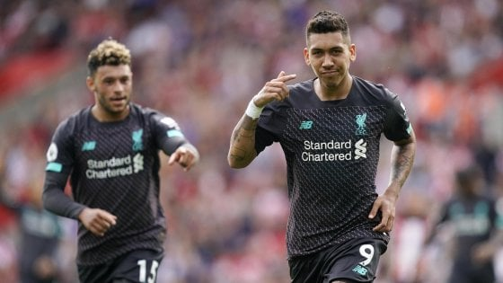 Premier League: il Liverpool soffre ma vince, anche l'Arsenal concede il bis