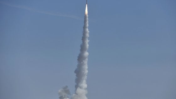 Primo volo per Smart Dragon-1, il razzo spaziale cinese da trasporto