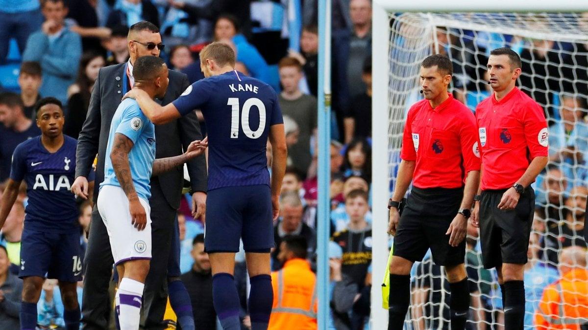 Manchester City-Tottenham 2-2, il Var nega la vittoria a Guardiola