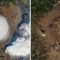 """Clima, l'Islanda celebra il ghiacciaio scomparso. """"In 200 anni anche gli altri faranno la..."""