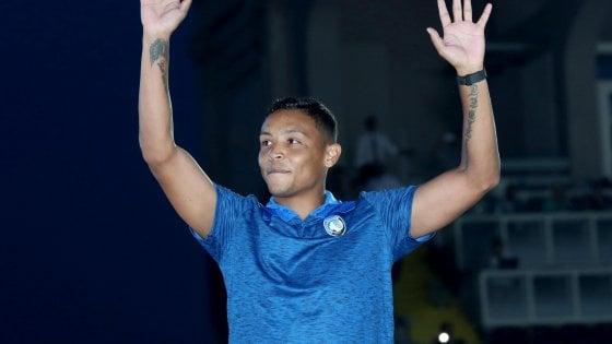 """Atalanta, Muriel: """"Champions a San Siro, non vedo l'ora"""""""