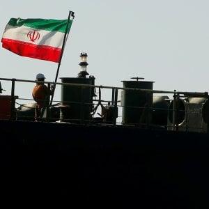 La petroliera iraniana lascia Gibilterra