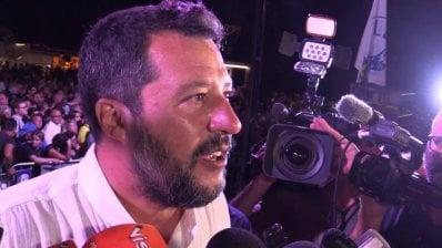 """RepTv Salvini accusa Di Maio: """"Non faccia il furbetto, se ha accordo col Pd lo dica"""""""