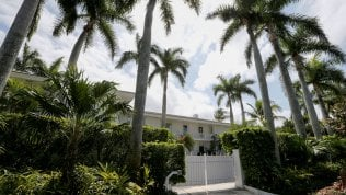 Rep: Nella villa di Epstein una scala a chiocciola verso l'inferno