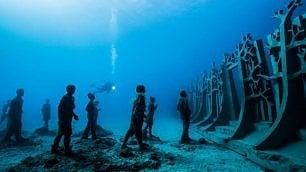Australia. L'arte nel reef -   ft