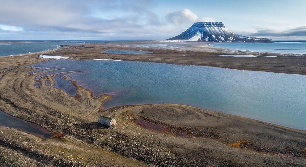 Russia, un resort turistico al Polo Nord