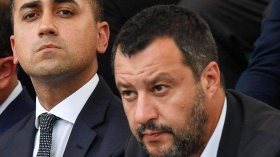 """Crisi di governo, Di Maio chiude al bis con Salvini: """"Ha fatto un disastro"""". Renzi: """"Domani votiamo la sfiducia a Conte"""""""