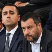 """Crisi di governo, Di Maio chiude al bis con Salvini: """"Ha fatto un disastro"""". Renzi:..."""