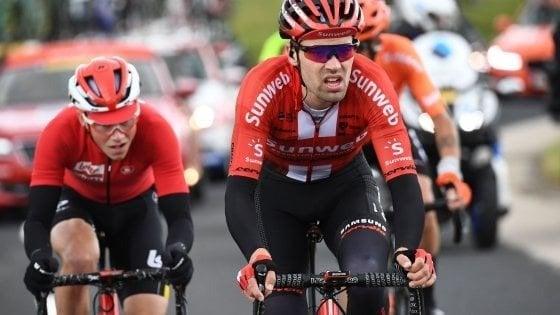 """Ciclismo, Dumoulin lascia la Sunweb, andrà alla Jumbo-Visma: """"8 anni incredibili"""""""