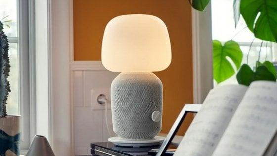 Ikea: dagli speaker alle luci, la casa diventa smart