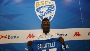 """Balotelli: """"Io al Brescia, mia madre ha pianto. Razzismo? Spero che in Italia le cose siano migliorate"""""""