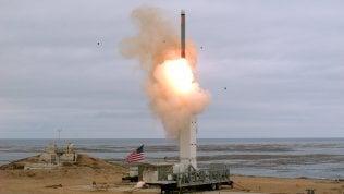 Corsa al riarmo, primo test Usa per un missile a medio raggio dopo l'abbandono del trattato Inf