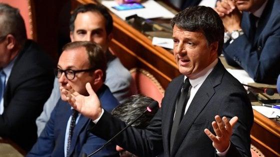 """Crisi di governo, Renzi a Conte: """"Non farò parte di un governo"""". Zingaretti: """"No a autoassoluzione premier"""""""